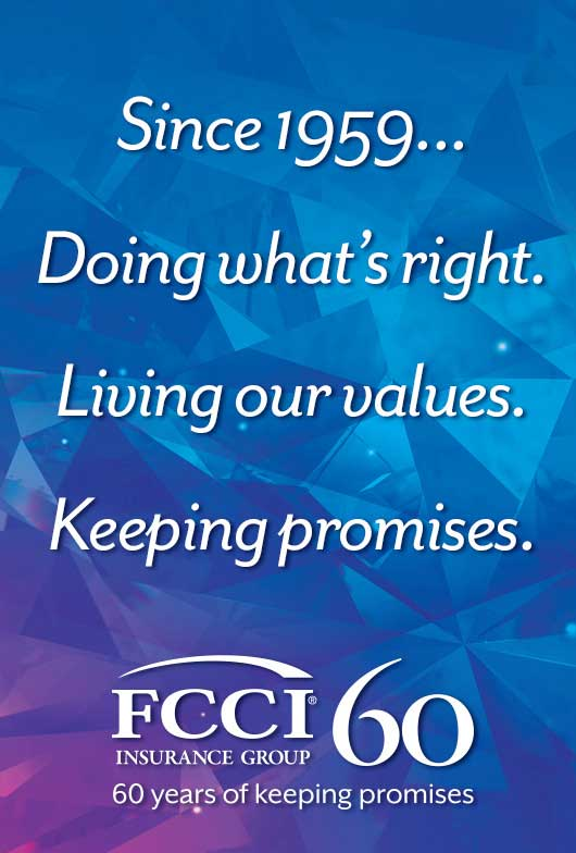 FCCI 60 years of keeping promises