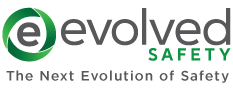 Evolved Safety logo - The Next Evolution of Safety