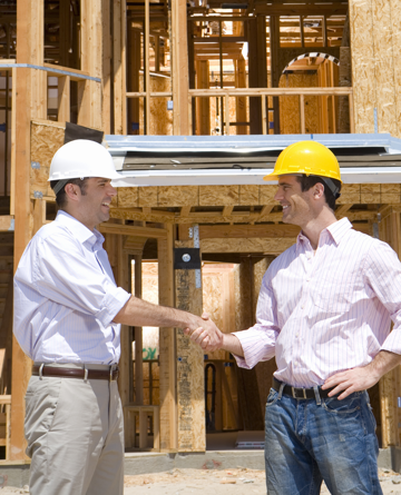 Contractor and Risk Control Consultant at jobsite