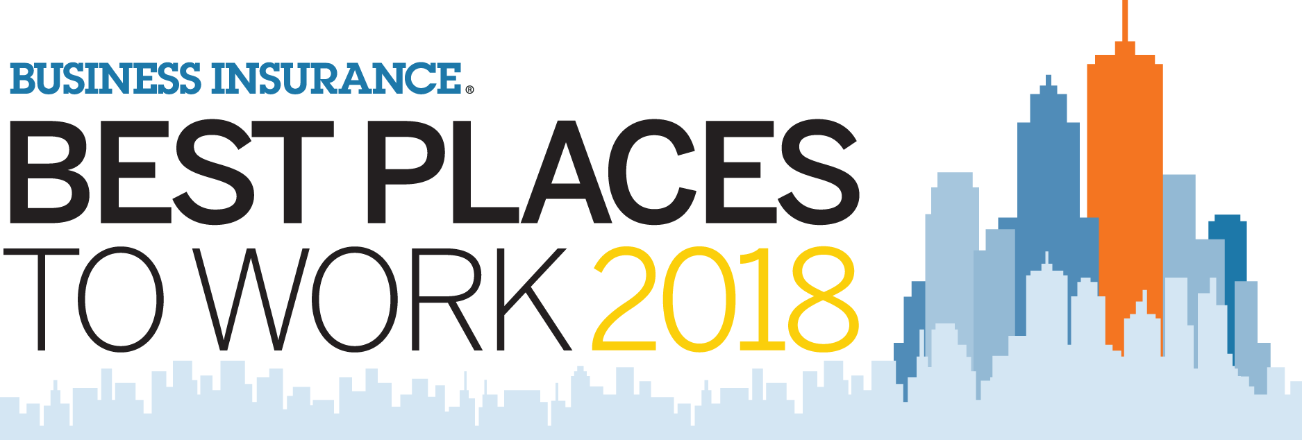 Best Places to Work in Insurance logo